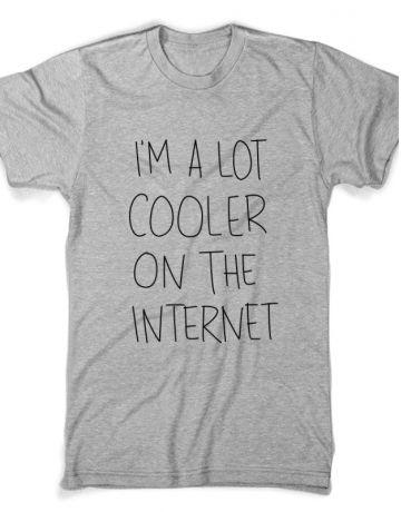 COOLER ON THE INTERNET