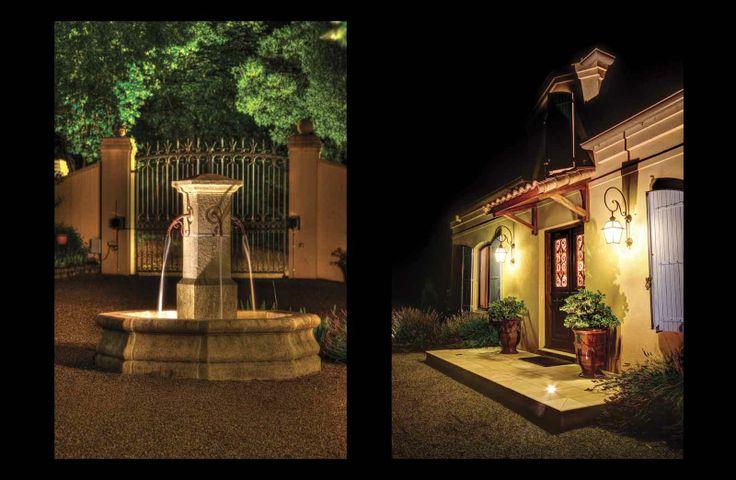 Casa Valeri at Night - YARRA VALLEY