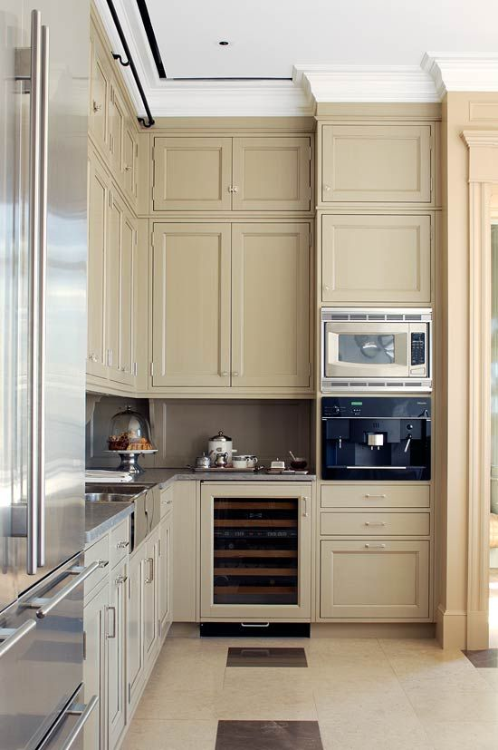 129 best beautiful non-white kitchens images on pinterest | dream