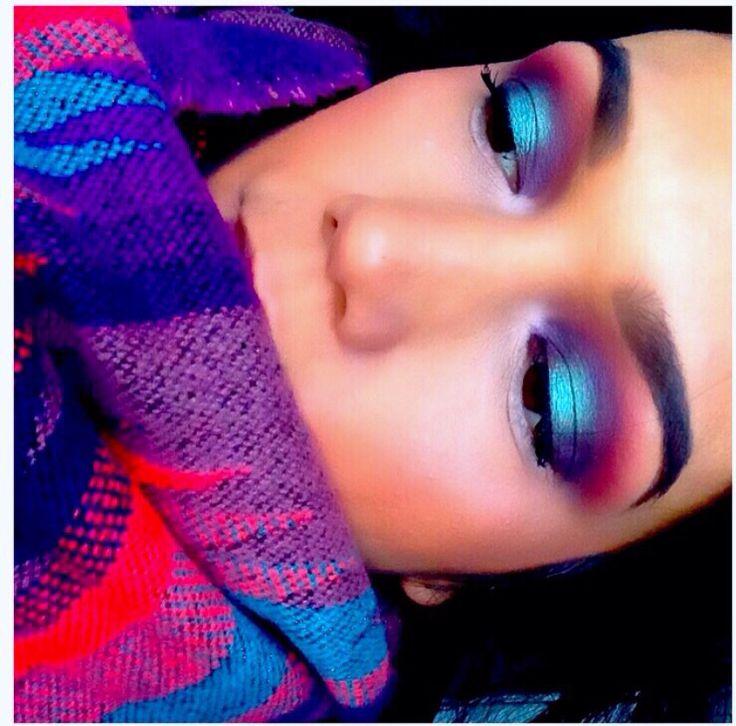 Hello eyes! #makeupstudionl #eyemakeup