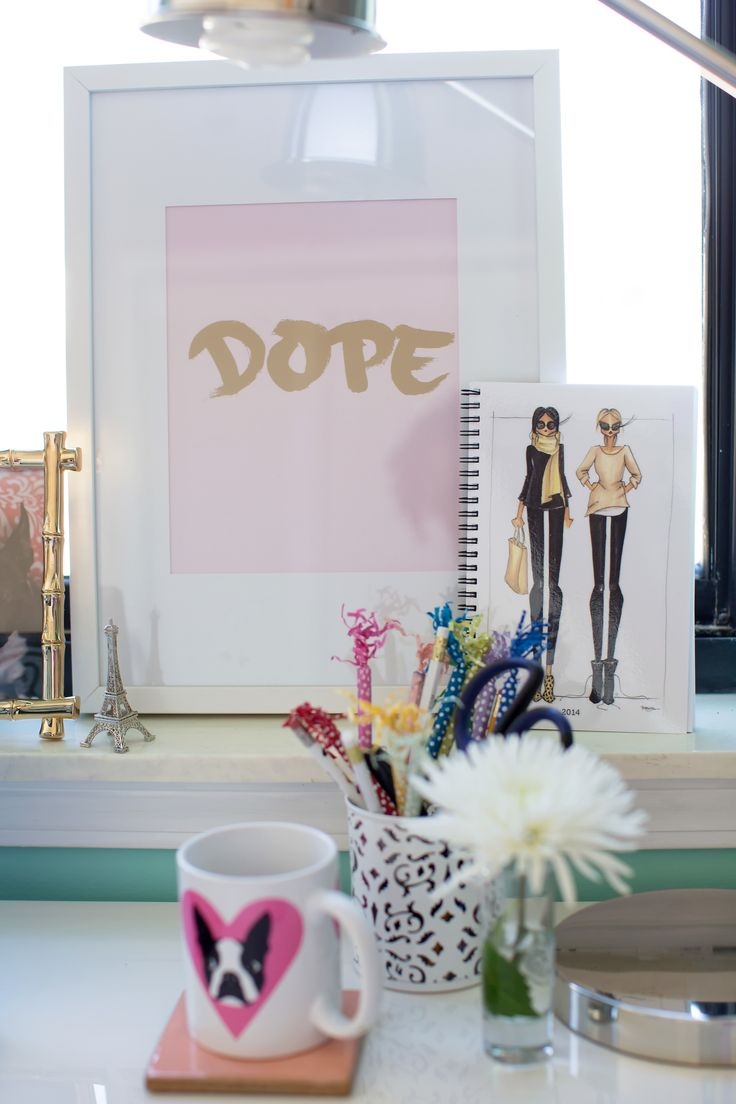 Eclectic & Chic Home Tour  Read more - http://www.stylemepretty.com/living/2014/01/02/eclectic-chic-home-tour/