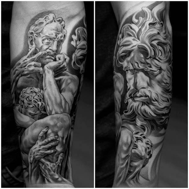 Top Marble God Statues Images For Pinterest Tattoos