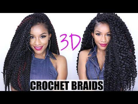 301 Best Crochet Braids Images On Pinterest