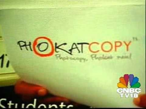 PhokatCopy, a free photocopying service, is an innovative marketing strategy which provides space for advertisers to promote themselves at the exploding market place i.e. student community. Consumer products, innovative start-ups, fashion, technology, books, magazines and what not can you promote to this niche group