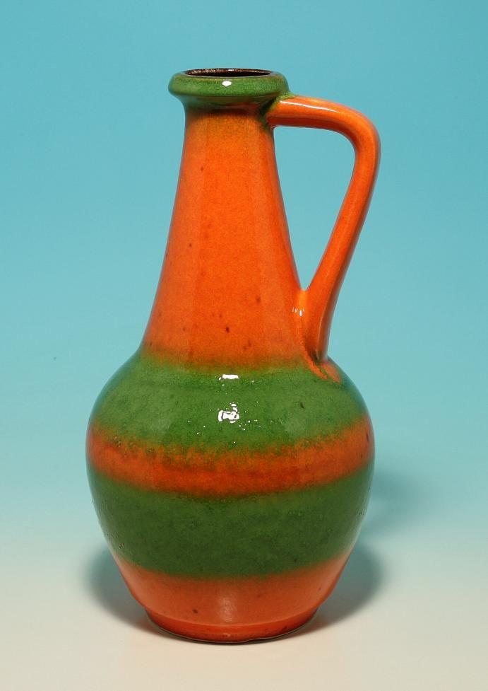 """""""Große Bay Keramik Vase 67/30 1960er Jahre"""""""
