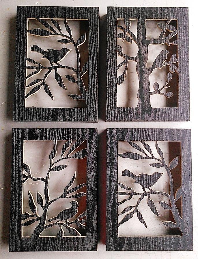Jual Barang Unik Hiasan Dinding 3D Siluet Motif Kayu Satu Set, Siluet Kayu dengan harga Rp 240.000 dari toko online Xtajug Art, Serpong Utara. Cari produk lukisan lainnya di Tokopedia. Jual beli online aman dan nyaman hanya di Tokopedia.