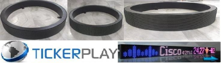 The interactivity of Photonplay's digital LED signs includes a range of dedicated Twitter signs and displays. LED twitter can stream live Twitter feeds using a large format LED Twitter ticker. Read more at:- http://www.tickerplay.com/led-twitter-ticker.html