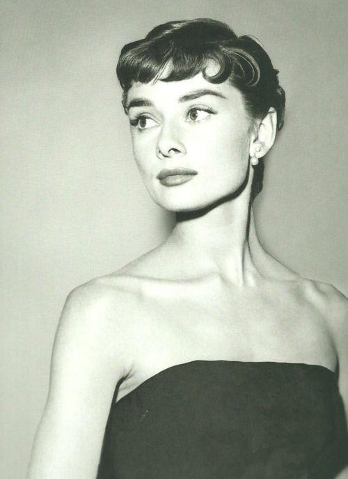 Stupendous 1000 Ideas About Audrey Hepburn Pixie On Pinterest Short Hairstyles For Black Women Fulllsitofus