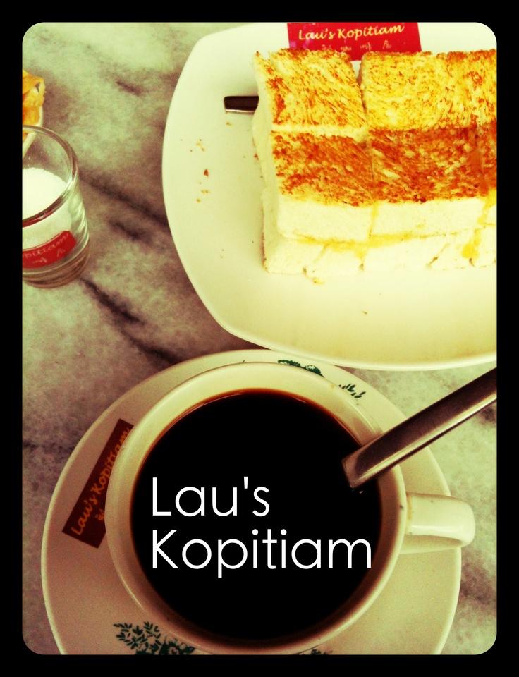Lau's Kopitiam - Indonesia.
