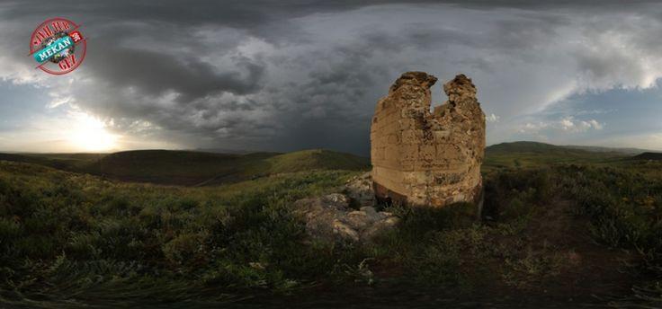 """""""ESKİ İPEK YOLUNDA BİR DURAK"""" Erzurum Aşkale Evrenli Kümbeti'ni Sanal Tur İle 360 Derece Gez. Mekan360 ile her yerden, gezdiğin yeri 360° hisset"""