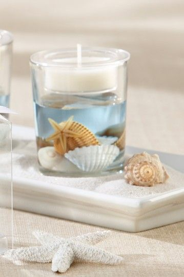 how to make tea light candles float in water