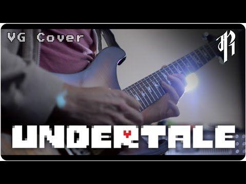 Undertale: Megalovania - Metal Cover || RichaadEB - YouTube
