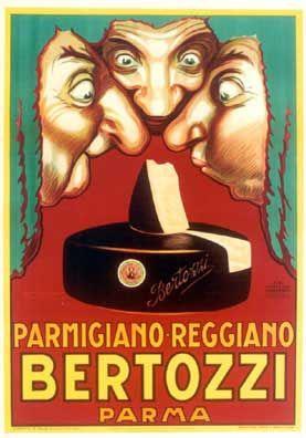 Bertozzi, Luciano Achille Mauzan
