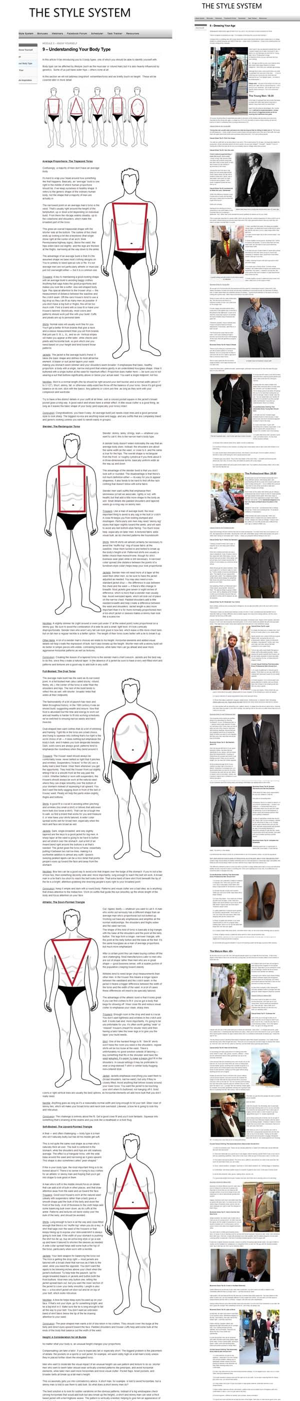 Style System April 2013 – Registration Closed