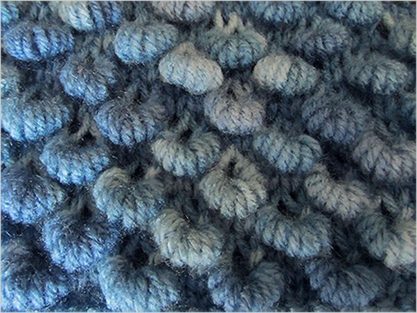 Knitting Stitches That Look Like Crochet : Spring stitch Video tutorial and detailed written Instructions looks like c...