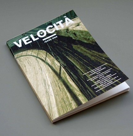 Michael Mercer Brown cvoer for Velocita Magazine #covers