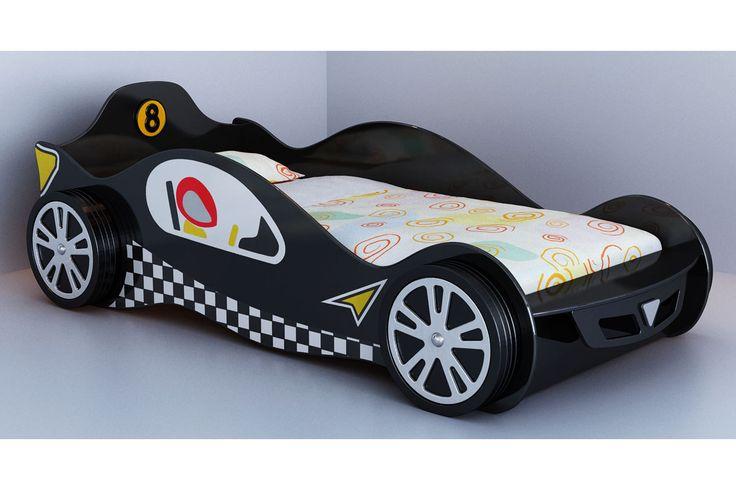 childrens black mclaren f1 racing car bed frame misc pinterest car bed frame car bed and bed frames