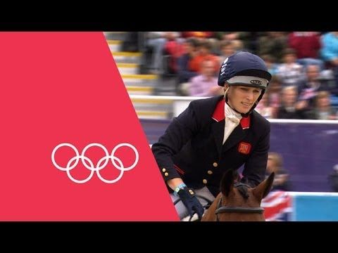 Zara Phillips Talks Equestrian, Motherhood & Rio 2016 | Athlete Profiles - YouTube