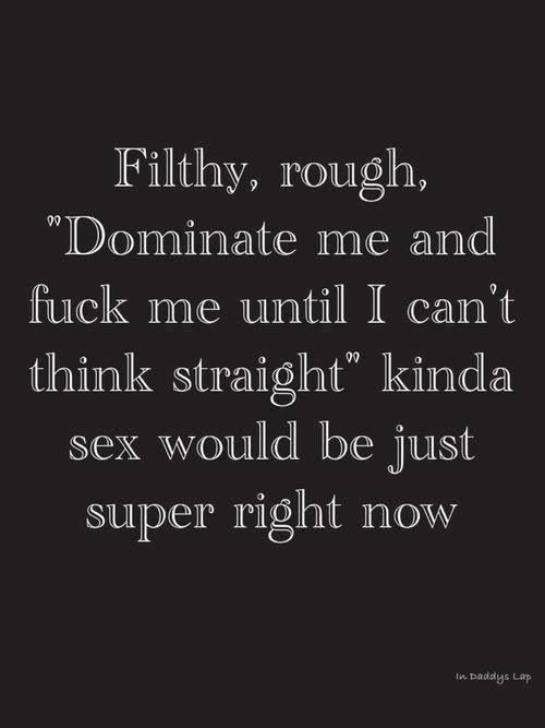 on line sex dominate me