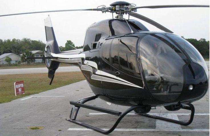 Eurocopter EC135 aka Charlie Tango ; )