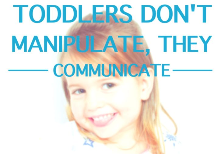 Developmentally Appropriate Expectations for a Toddler