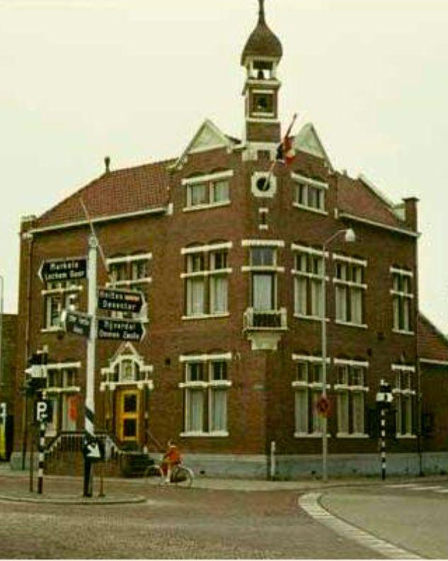 Oude stadhuis Rijssen