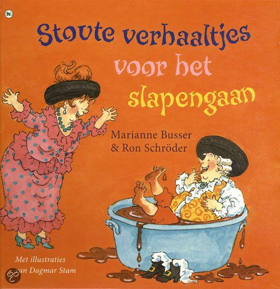 Stoute verhaaltjes voor het slapengaan - Marianne Busser & Ron Schröder