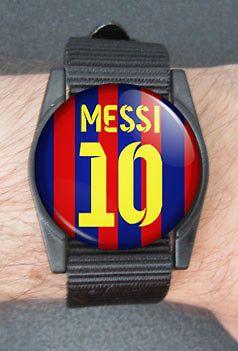 LIONEL MESSI NUMBER 10 JERSEY FC BARCELONA 2013/14 BRACELET