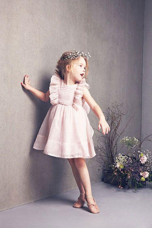 charming girl's dress by Nellystella