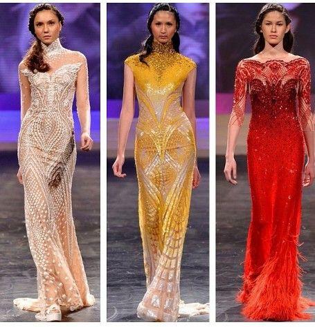 Micheal cinco dresses