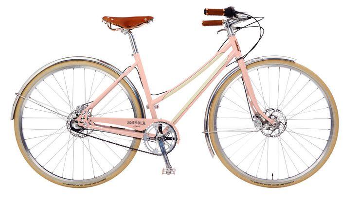 Biking in style!