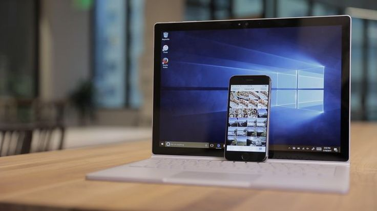 Move photos from iPhone to Windows 10 - Video - CNET