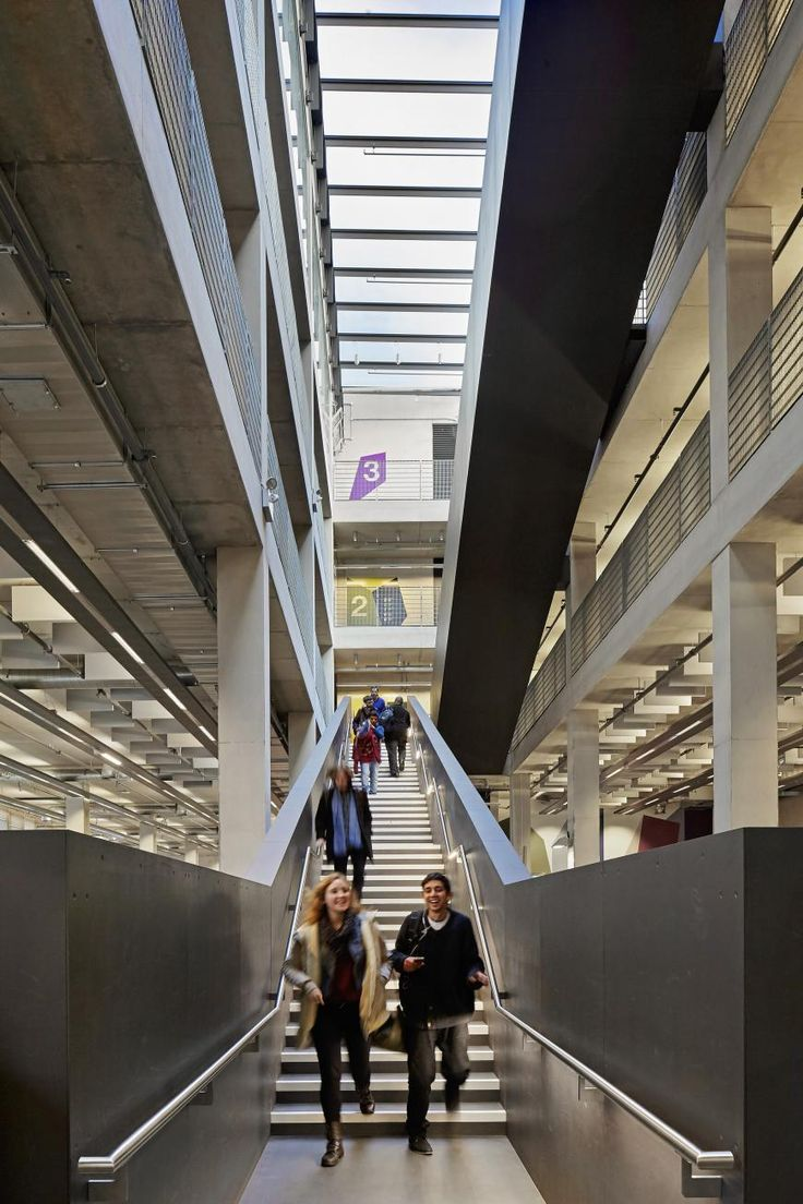 University of Greenwich - Library and Academic Building | World Architecture Festival