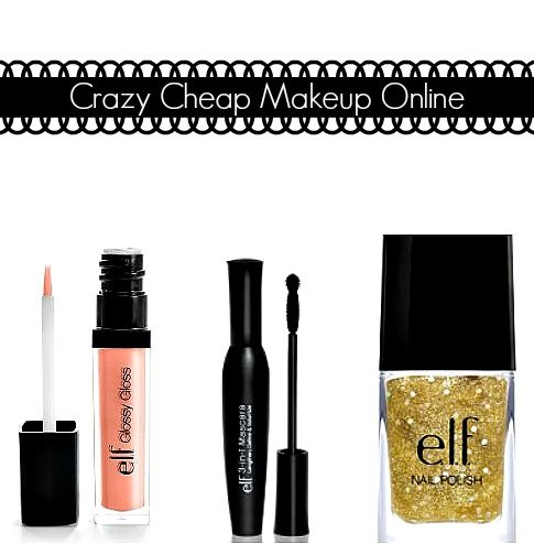 Cheap makeup online, would make perfect gifts!