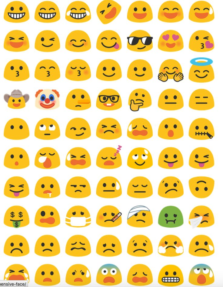 Google Android Emoji Android emoji, Emoji, Google emoji