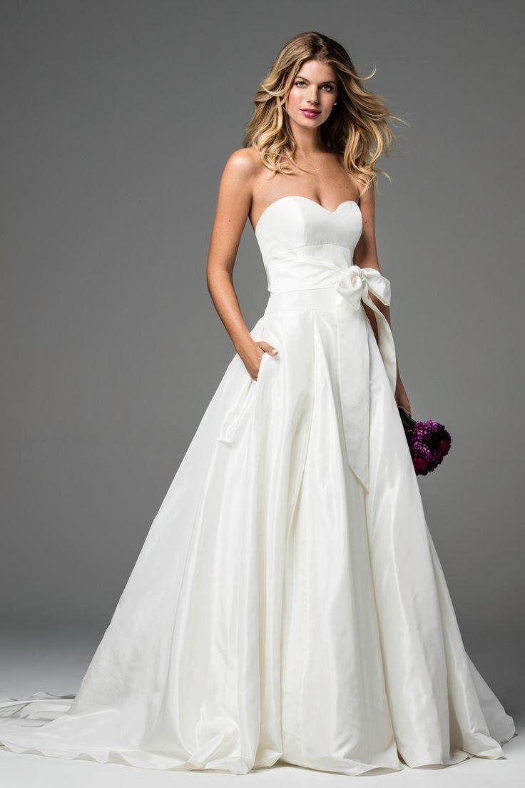 Styles of wedding dresses   best Wedding Dresses images on Pinterest  Wedding frocks Short