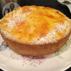 Фото рецепта: Апельсиновый пирог в мультиварке
