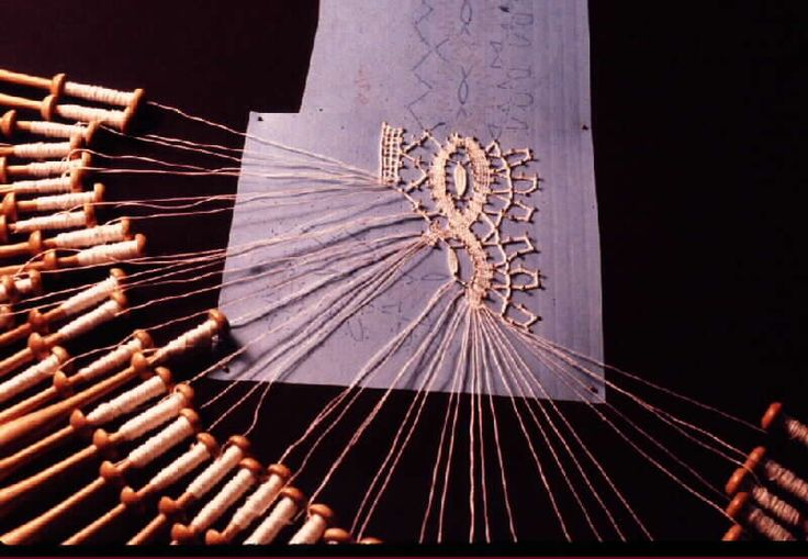 Bobbin lacemaking instructions for beginners
