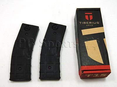 Hoppers and Loaders 165941: Tiberius Arms T15 First Strike Paintball Black Magazine 2 Pack 19 Paintballs New -> BUY IT NOW ONLY: $43.49 on eBay!