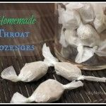 Remedies sore throat, excessive drainage, allergy or cold related