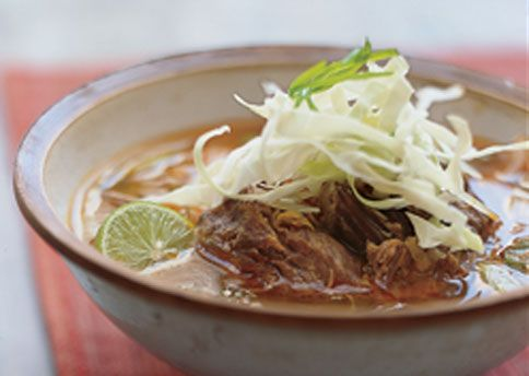 Hue Beef Noodle Soup Recipe by Mai Pham (Bon Appetit) - Called Bun Bo ...