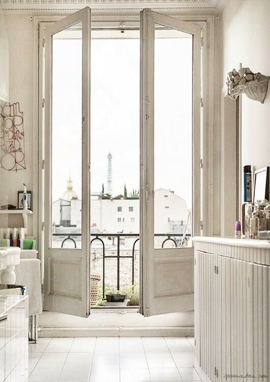 french windows, j'adore