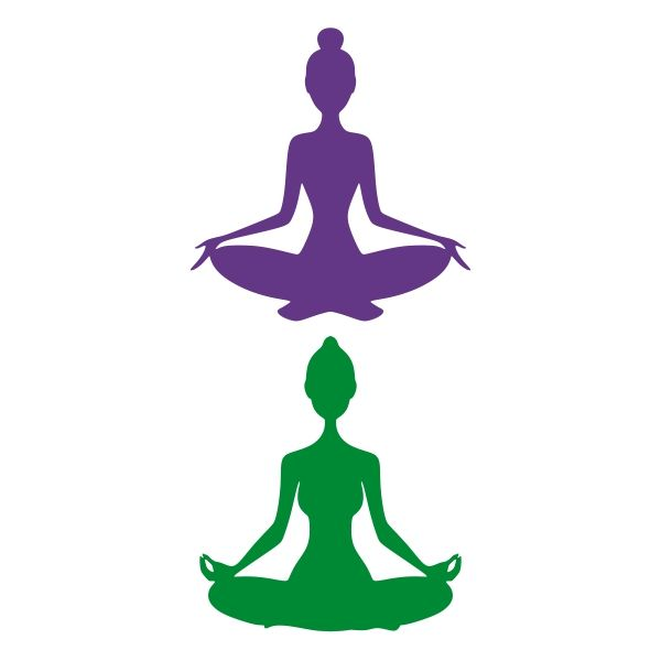 Yoga Meditation Cuttable Design Cut File. Vector, Clipart, Digital Scrapbooking Download, Available in JPEG, PDF, EPS, DXF and SVG. Works with Cricut, Design Space, Cuts A Lot, Make the Cut!, Inkscape, CorelDraw, Adobe Illustrator, Silhouette Cameo, Brother ScanNCut and other software.