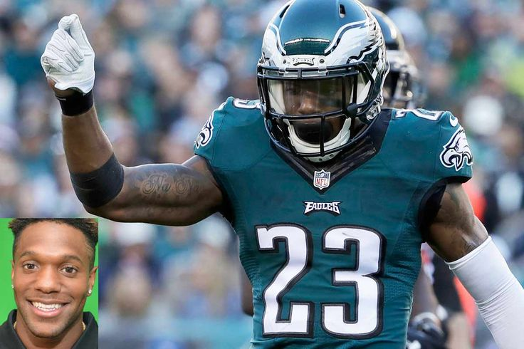NFL player Rodney McLeod, who lost his grandmother to cancer, has been named an official ambassador for the Philadelphia-based American Association for Cancer Research (AACR), the largest scientific organization in the world dedicated to battling the disease. (Nov 2016)