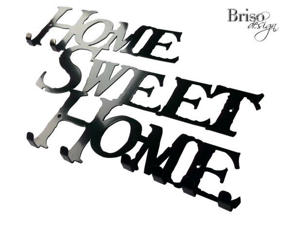 """Wieszak na ubrania """"Home Sweet Home"""" XL"""
