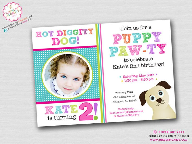 60 best finleys 1st birthday images on pinterest birthday party puppy paw ty dog theme birthday party invitation digital file or cardstock printed cards also available bookmarktalkfo Image collections