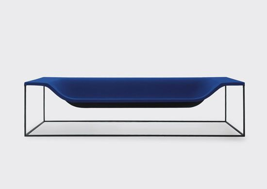 Outline sofa, Jean-Marie Massaud for Cappellini