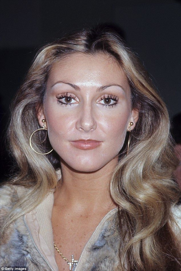 Innocent: Linda Thompson, Miss Tennessee in 1972, was the next virgin to come along that Elvis hoped to 'train to his taste sexually'
