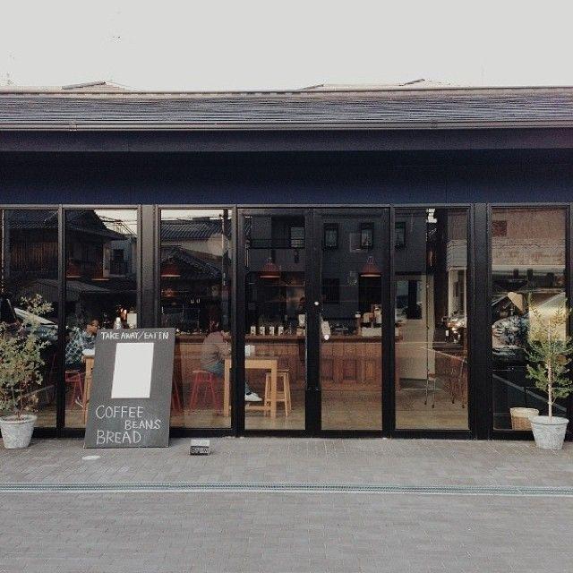 車で堺市まで来たよ。 淀屋橋や北浜にもある『エルマーズ』グループの焙煎所。 #cafe #coffee #カフェ #カフェ巡り #カフェ部 #Padgram