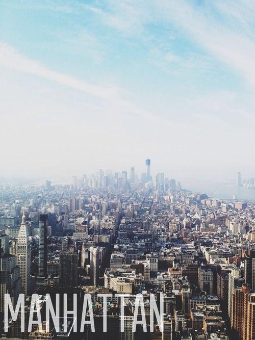 New York, my love.